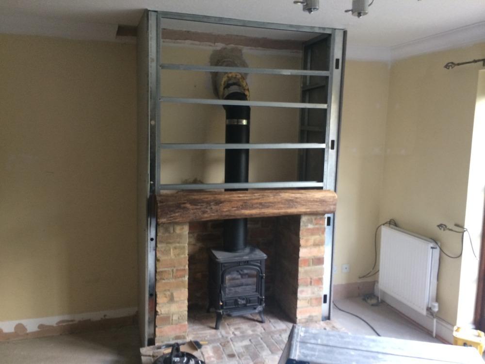 Cambridge Stove Installations Ltd 100 Feedback Chimney