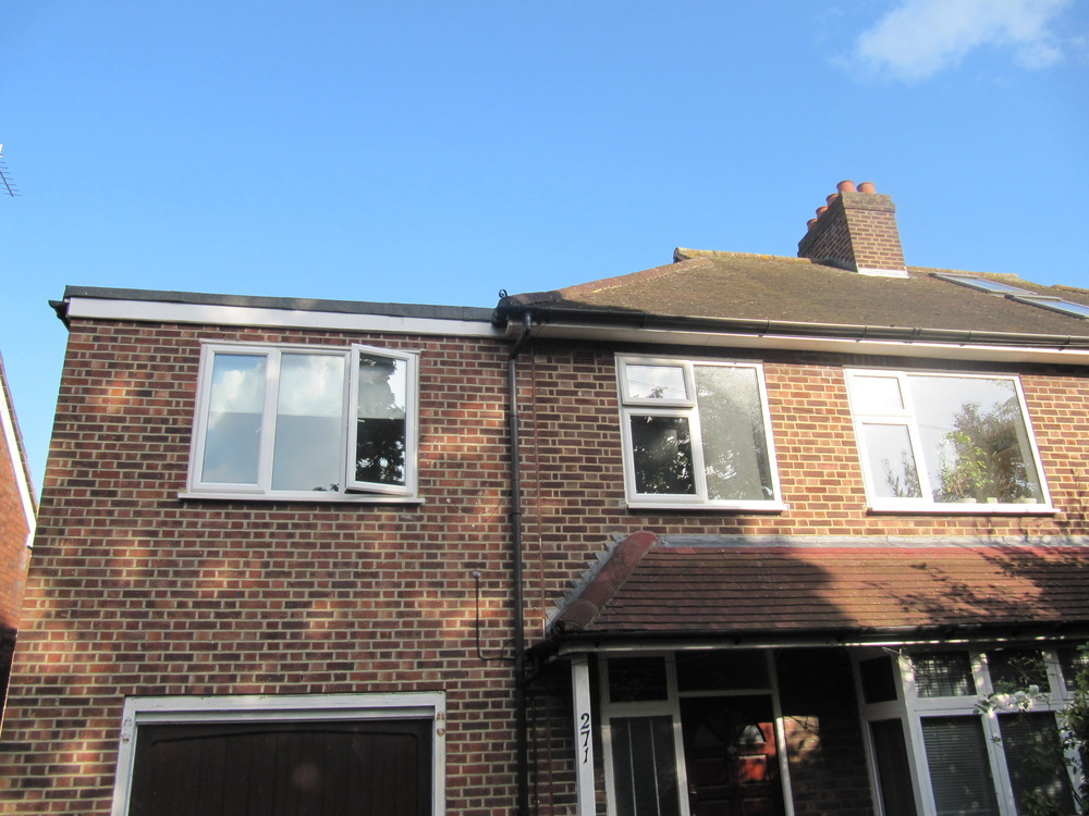 Replace Flat Roof Roofing Pitched Job In Wimbledon