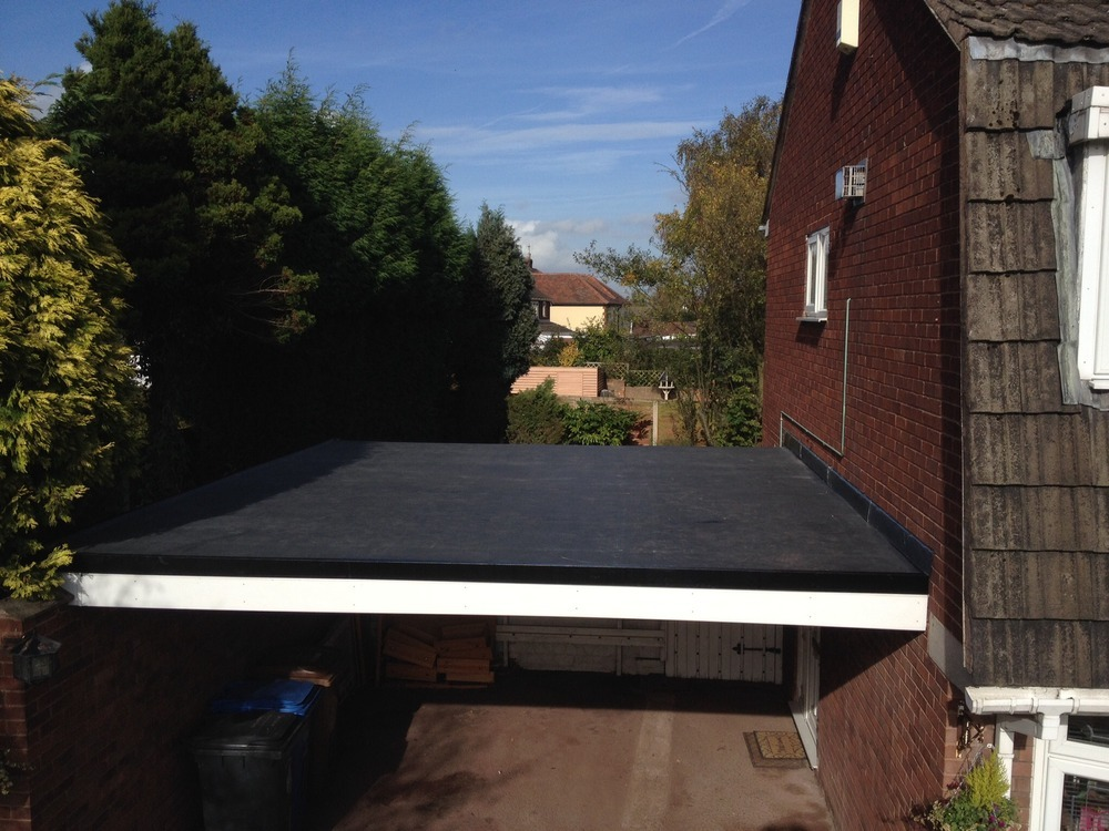 M D Roofing 100 Feedback Roofer Fascias Soffits And