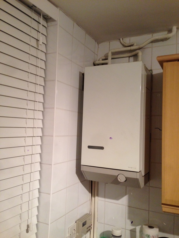 Replacement Of Gravity Fed System With New Combi Boiler