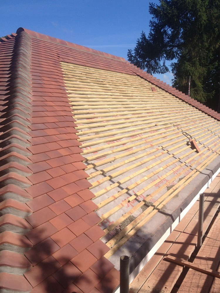 JDH roofing services: 96% Feedback, Pitched Roofer, Flat ...