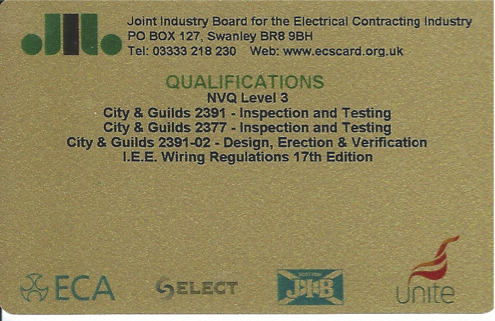 Hsl Electrical 97 Feedback Electrician In Burton On Trent