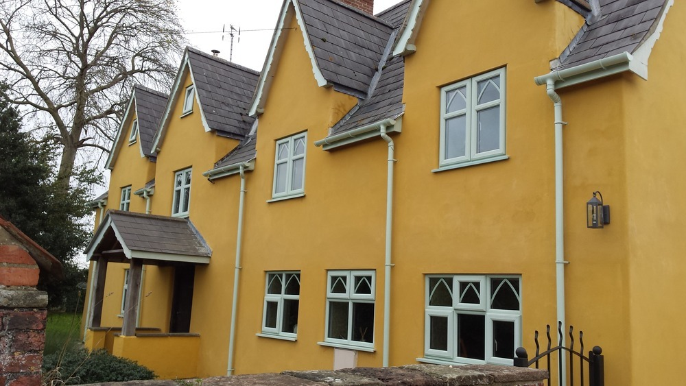 Quotes Yellow Ochre: Carrington LIME: 100% Feedback, Plasterer, Damp Proofing