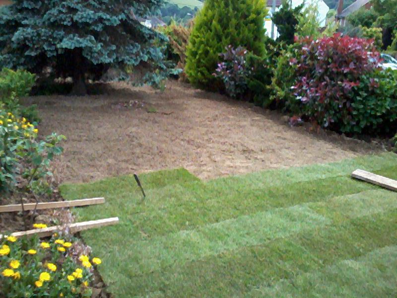 Rob The Gardener 100% Feedback Landscape Gardener Fencer Handyman In Exeter