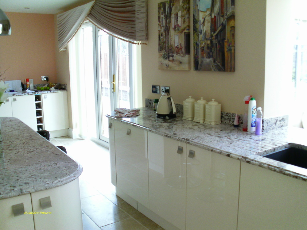 Ssh property services 98 feedback kitchen fitter for Bathroom builders liverpool