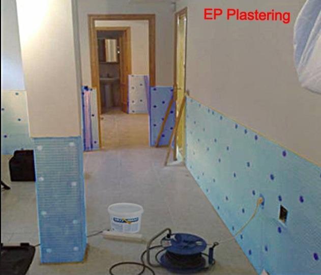 EP Plastering: 100% Feedback, Damp Proofing Specialist