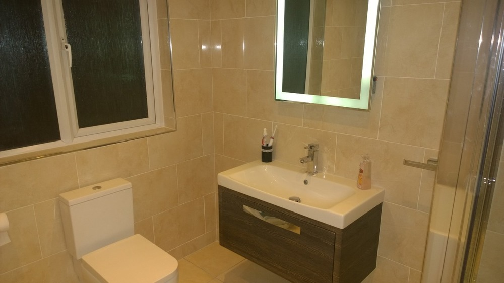 Tbr Contracts 100 Feedback Bathroom Fitter Restoration