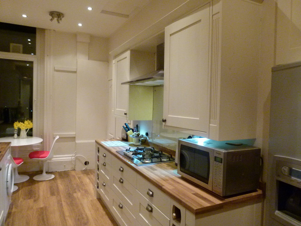 Man aboot the hoose 100 feedback handyman in stirling for Kitchen design jobs scotland