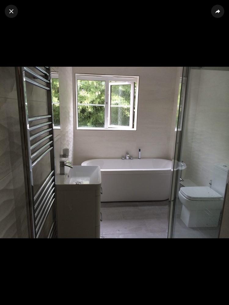 Boutique Bathrooms 100 Feedback Bathroom Fitter Plumber Tiler In Milton Keynes