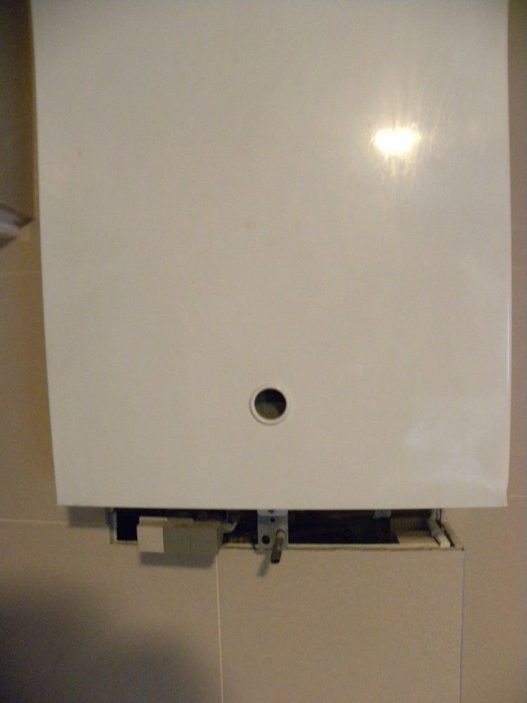 Low Temperature On Maxi Medway Super Water Heater
