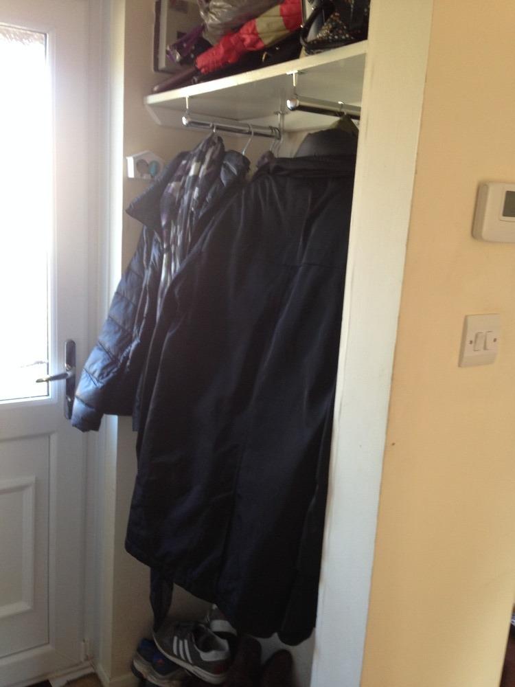 Hallway Cupboard Door Wardrobe Door Built In Wardrobe
