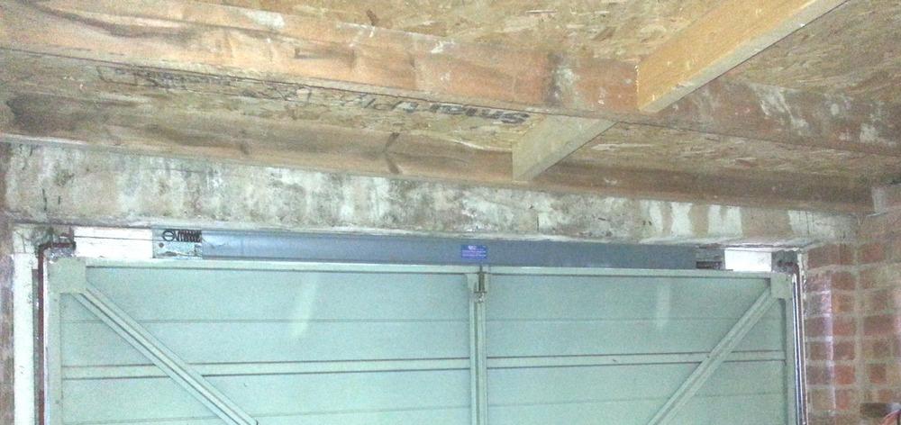 Garage Door Lintels Amp Ig Lintels Steel