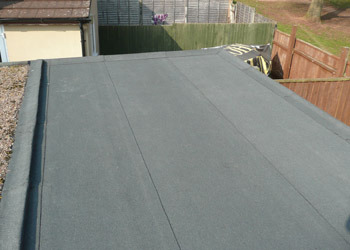 K C Roofing Services Ltd 100 Feedback Flat Roofer