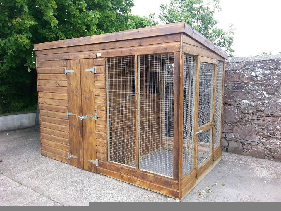 Nottingham garden structures 100 feedback fencer garage shed builder fascias soffits and - Garden sheds nottingham ...