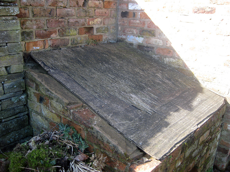 Replace Shed Door And Surround New Coal Bunker Lid