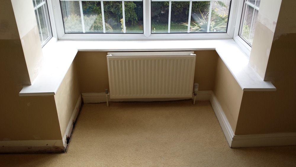 Window sill replacement carpentry joinery job in for Window sill replacement