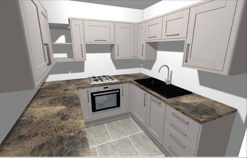 Howdens Kitchen Fit Kitchen Fitting Job In Dartford Kent Mybuilder