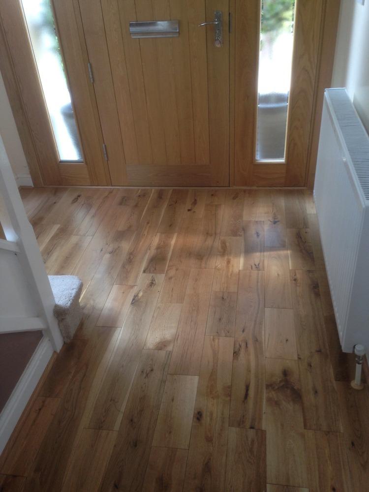 Wooden Floors New Wooden Floors Creaking