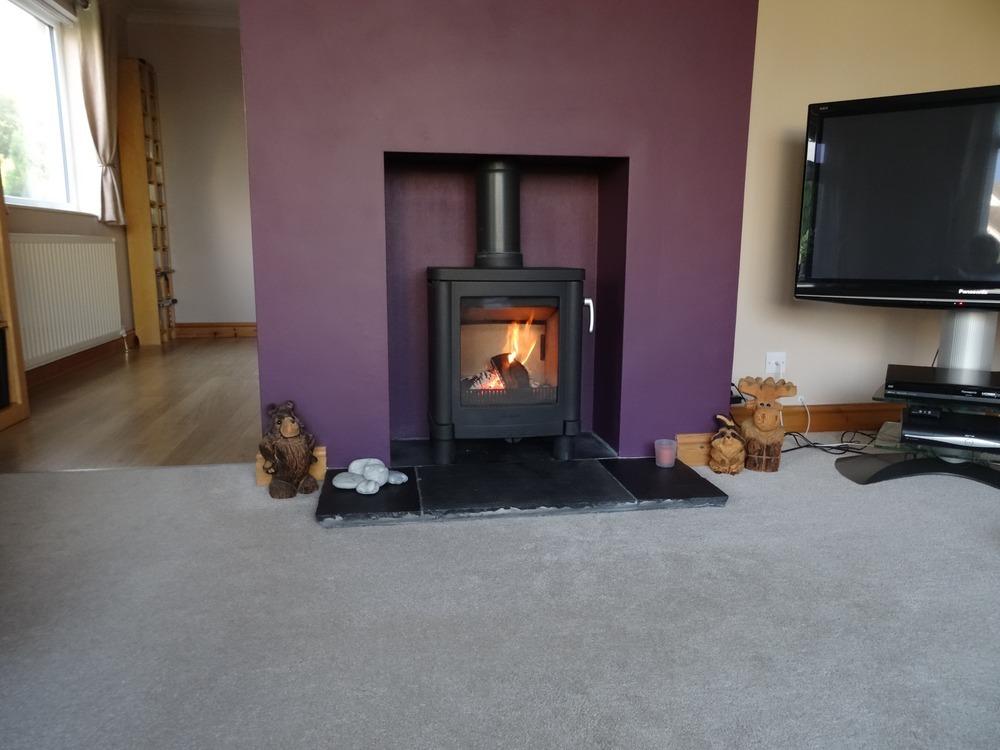 Building Regulations Wood Burning Stoves England