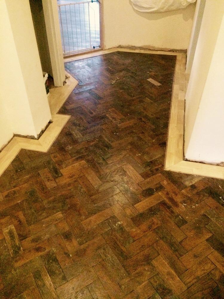 Ajc hardwood flooring specialists 100 feedback flooring for Builders pride flooring installation