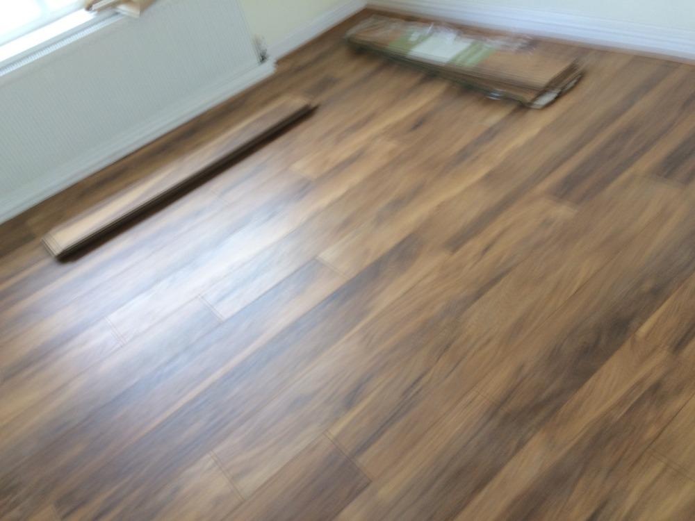 Laminate Flooring B Q Diall 6mm Fibreboard Laminate Flooring U0026