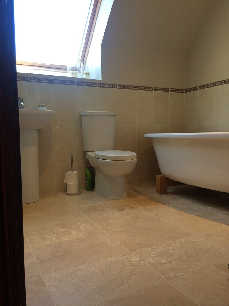 M Amp L Property Improvement 100 Feedback Bathroom Fitter