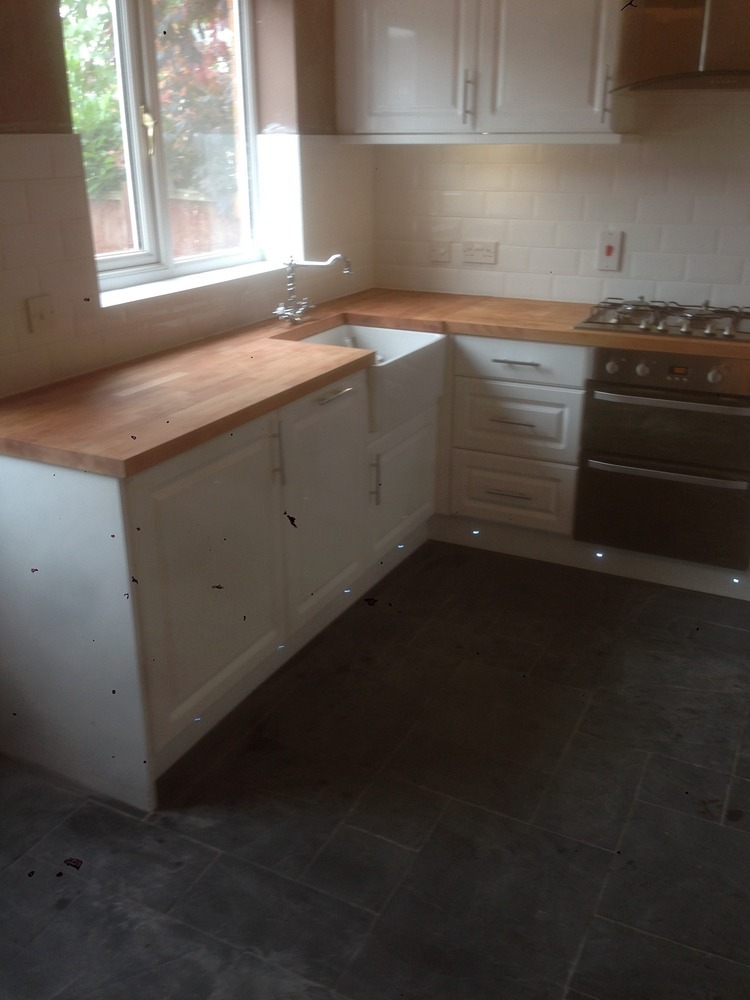 100 feedback bathroom fitter kitchen fitter plumber in nottingham
