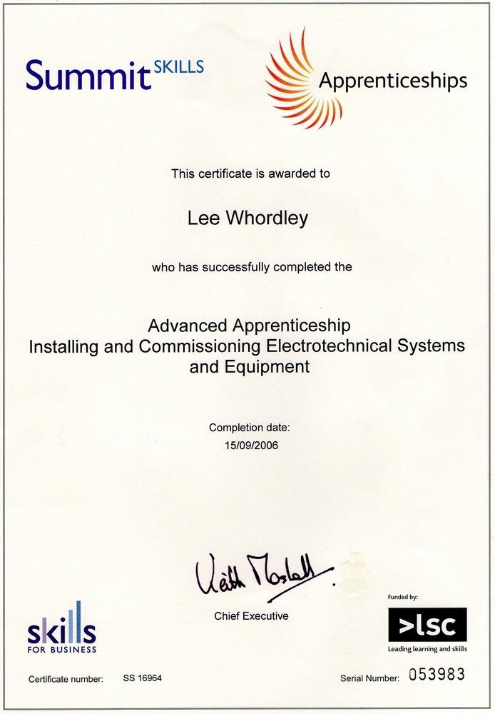 Power Smart Electrical  100  Feedback  Electrician In Cannock