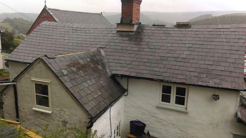 All Seasons Roofing 100 Feedback Roofer Chimney