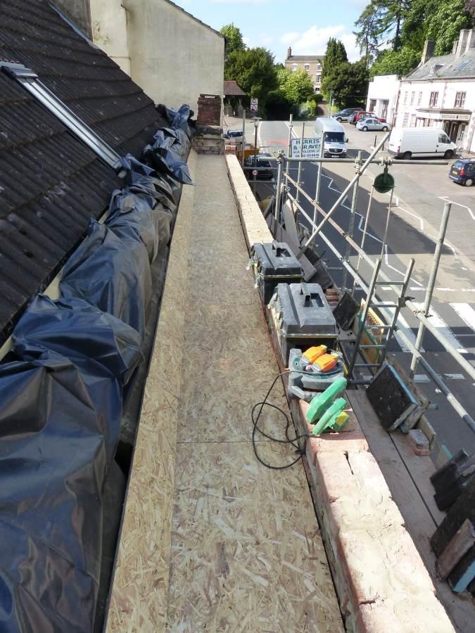 Fibretechs 100 Feedback Flat Roofer Fascias Amp Soffits