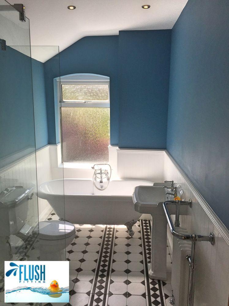 Flush fitting 100 feedback bathroom fitter in birmingham for Bathroom builders birmingham