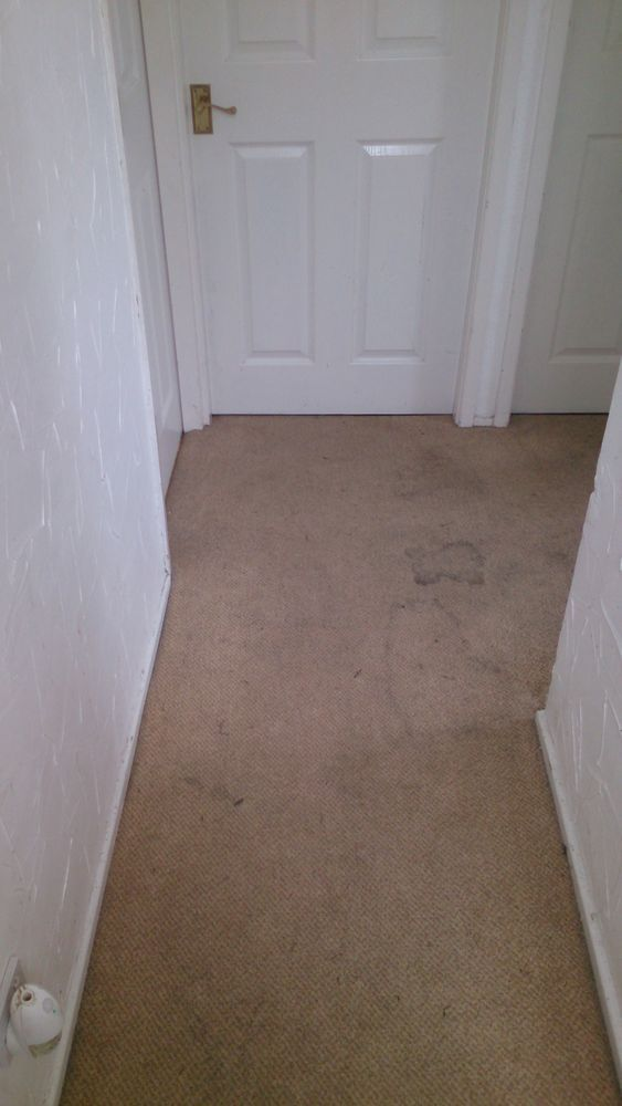 Laminate and stair carpet flooring job in st helens for Laminate flooring merseyside