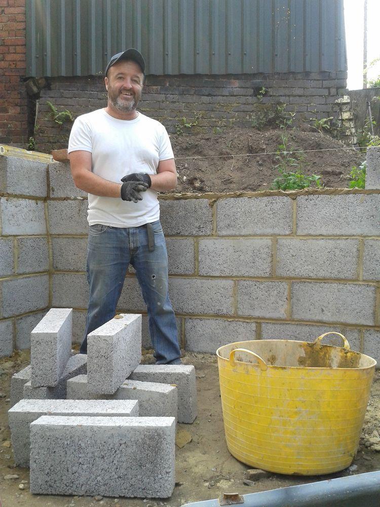 Thomas Wilson Brickwork 100 Feedback Bricklayer
