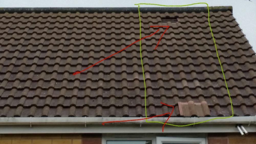 Loose Tiles On Roof Tile Design Ideas