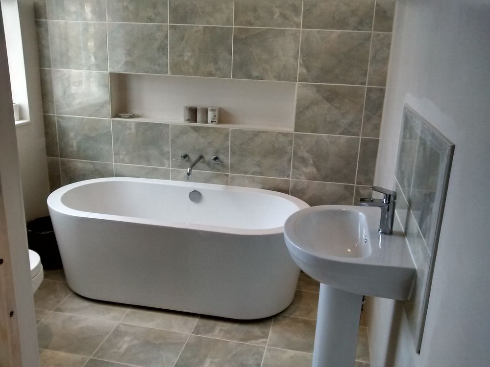 apperley property services 96 feedback bathroom fitter