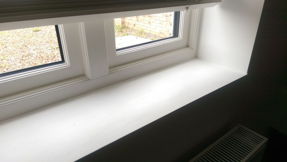 Fit Natural Stone Tiles On Internal Window Sills Tiling
