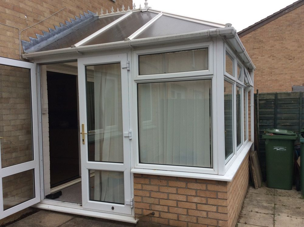 Tiled Conservatory Roof Cost >> Changing conservatory with upv roof into a room/tiled - Conversions - General job in ...