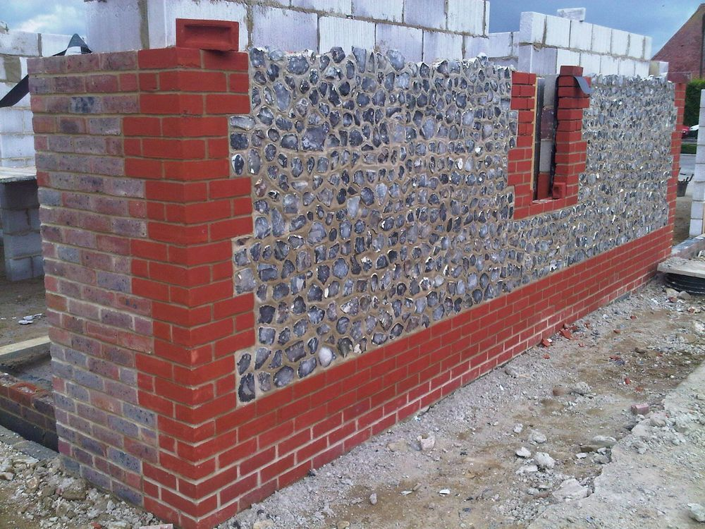 Benjamin godden 100 feedback bricklayer groundworker for Brick quoin detail