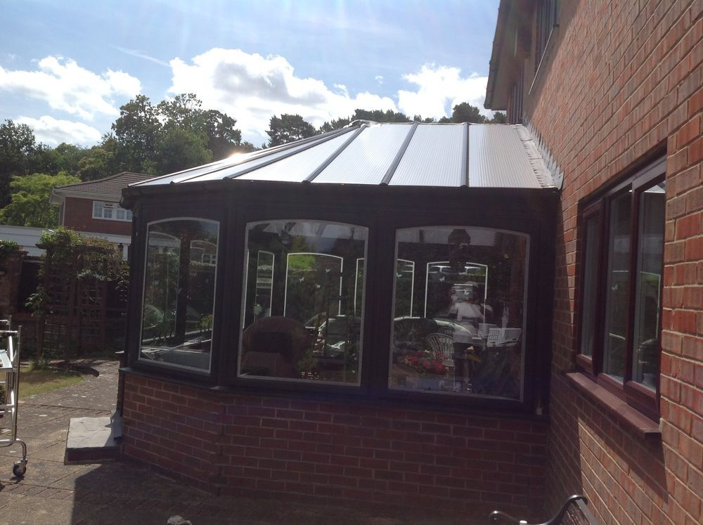 Conservatory Roof Renew 100 Feedback Conservatory
