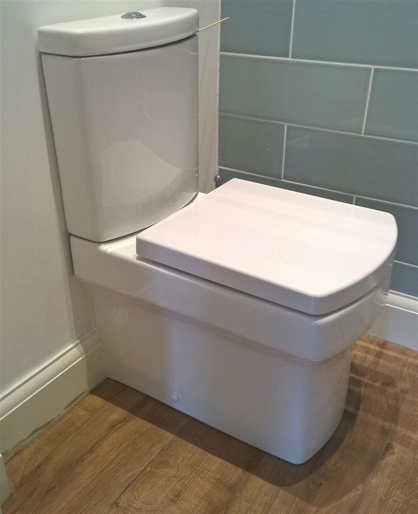 Bathroom Floor Leaking: Fix Slow Toilet Leak And Replace Laminate Flooring