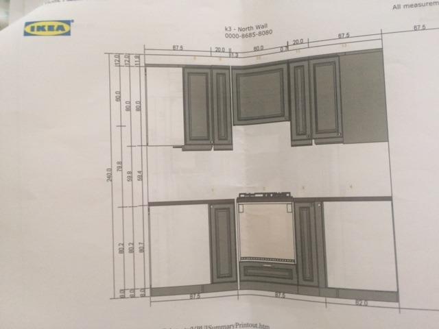 Ikea Metod Bodyn Kitchen Installation Kitchen Fitting