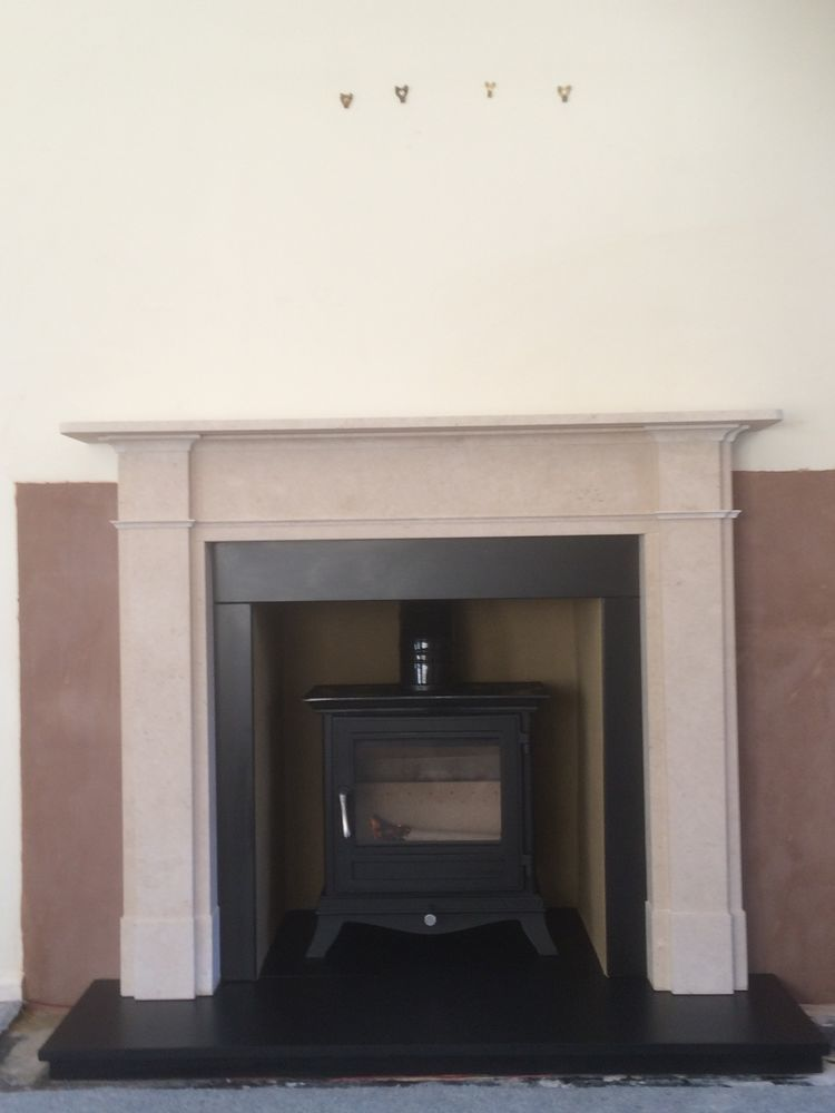 M Conway Installations: 98% Feedback, Chimney & Fireplace ...