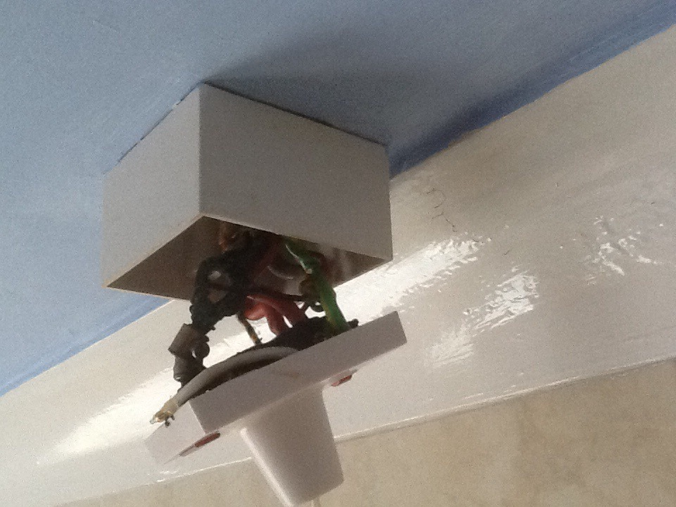 Investigate Replace Shower Switch Unit Pull Cord