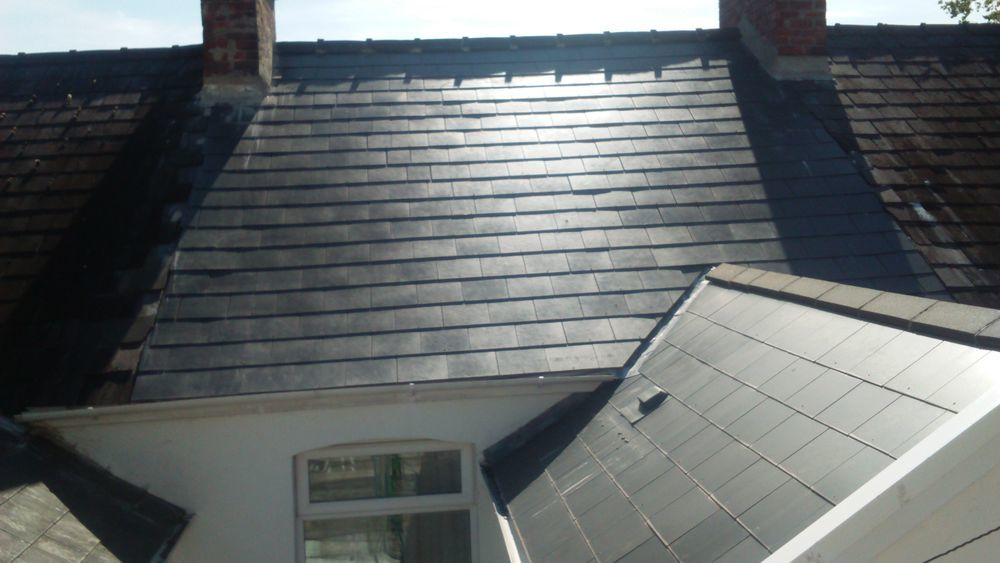 A R Solutions Roofing Specialist 100 Feedback Pitched