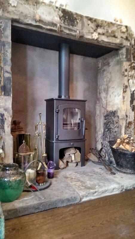The Stove Installation Company 89 Feedback Chimney