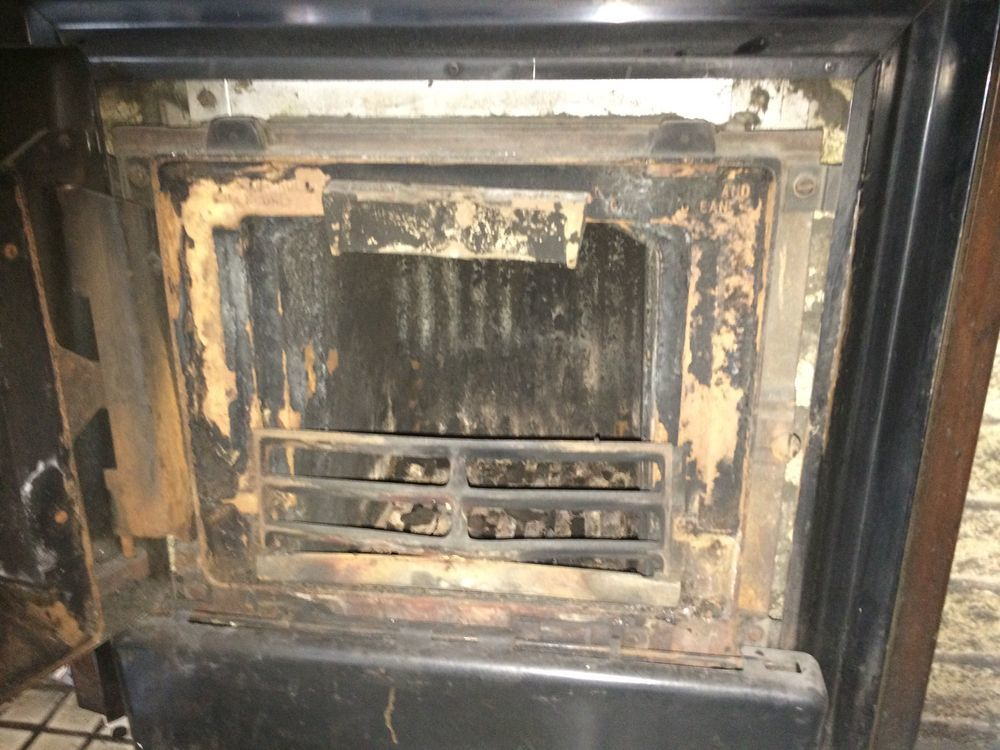 Parkray Fire Removal Gas Work Job In Doncaster South