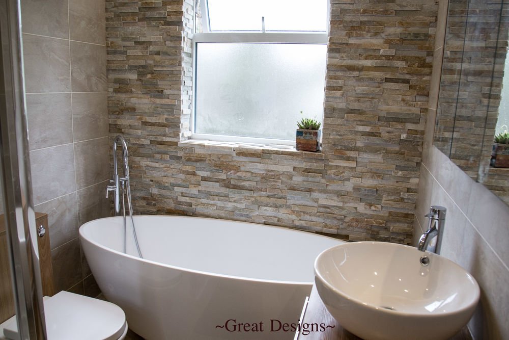 great designs 100 feedback bathroom fitter tiler restoration