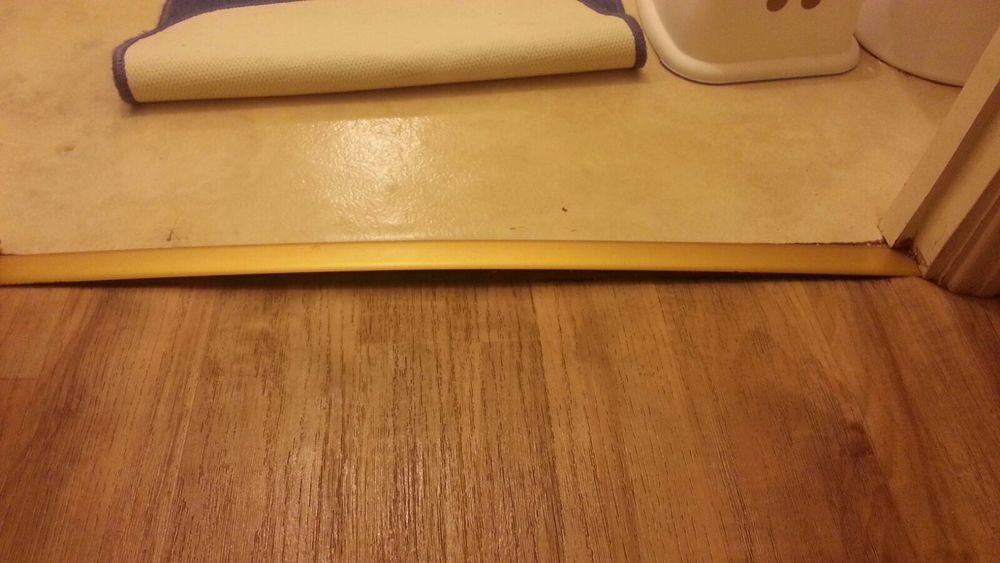 Repairs To Swollen Bathroom Door Carpentry Joinery Job In