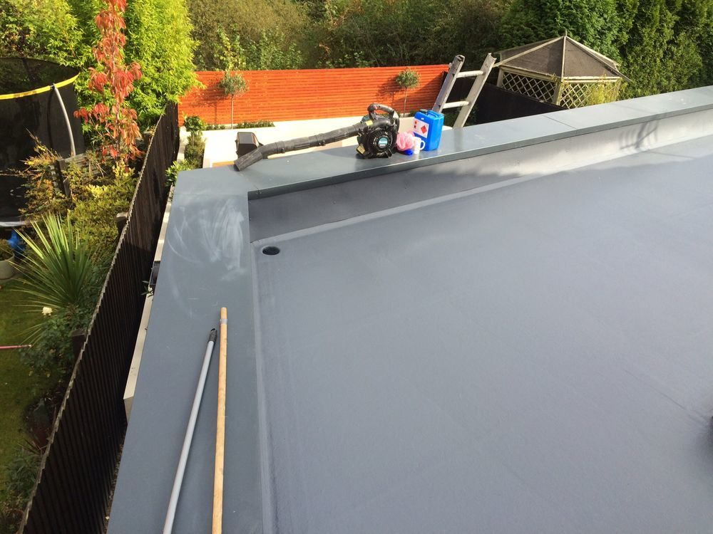 Flat Roof Stockport 100 Feedback Flat Roofer Pitched