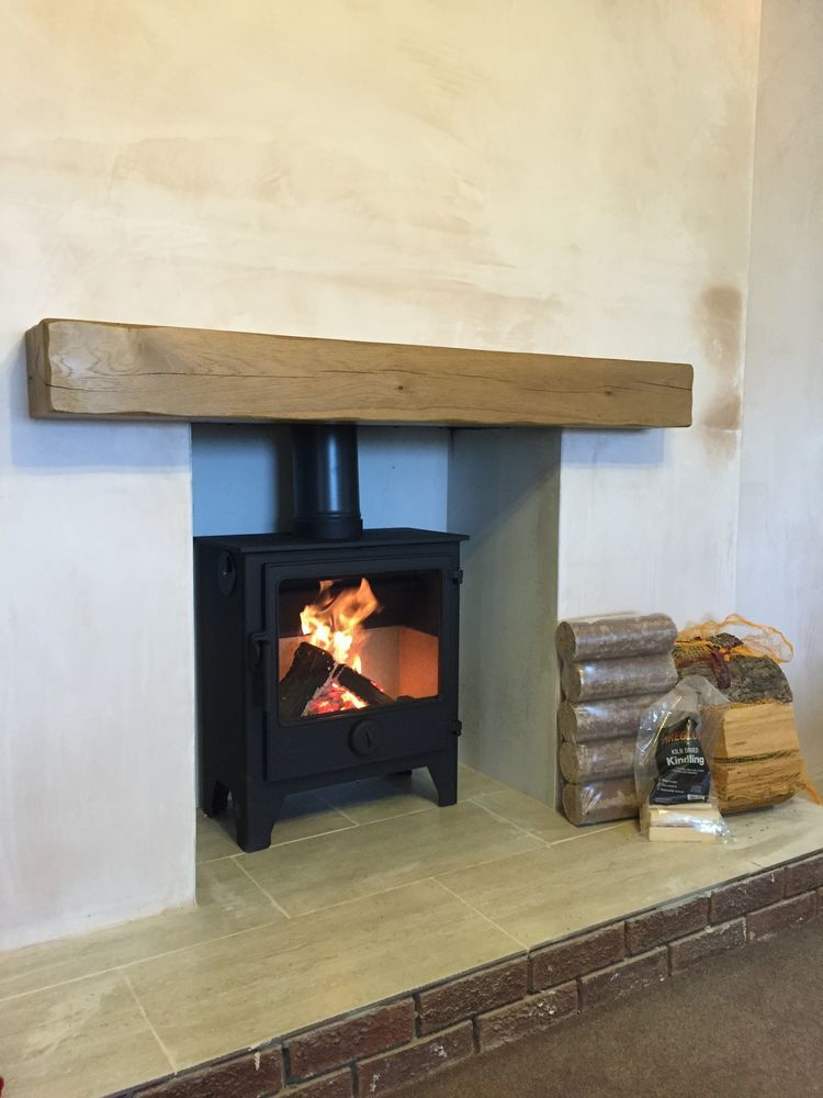 Opening Up Fireplaces For Wood Burning Stove Installs